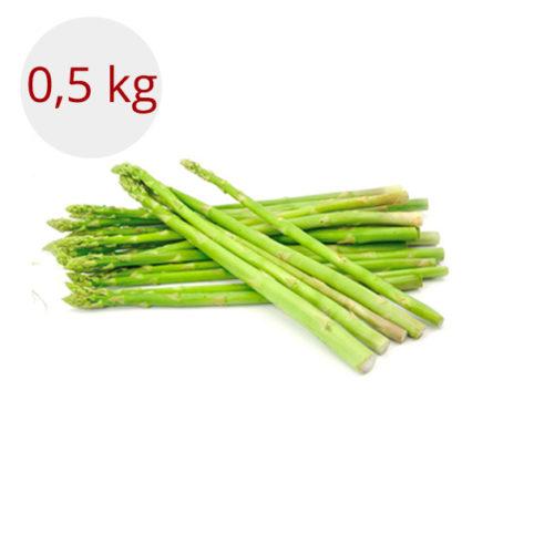 Szparagi zielone 0,5kg