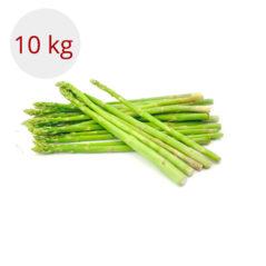 szparagi zielone 10 kg